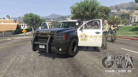 GTA 5 Chamar a polícia v0.1 segundo screenshot