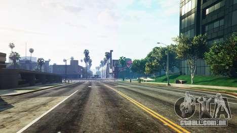 Realism Graphics para GTA 5