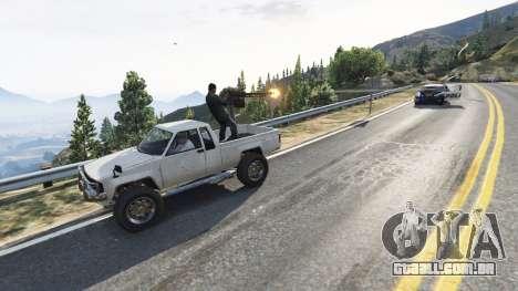 Lamar Gunner para GTA 5