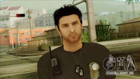 Young Alex Shepherd Skin para GTA San Andreas terceira tela