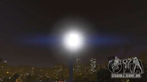 GTA 5 A melhoria da iluminação segundo screenshot