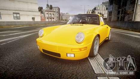 RUF CTR Yellow Bird para GTA 4