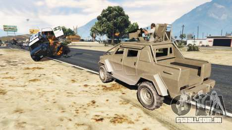 GTA 5 Control Heist Vehicles Solo v1.3 segundo screenshot