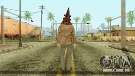 Bogeyman Alex Shepherd Skin para GTA San Andreas segunda tela