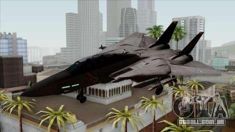 Grumman F-14B VF-193 Lions para GTA San Andreas