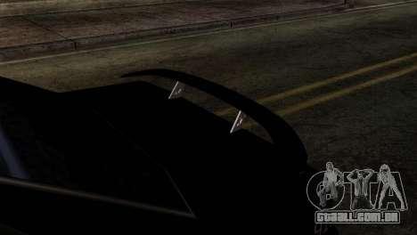 Sultan FIB para GTA San Andreas vista direita