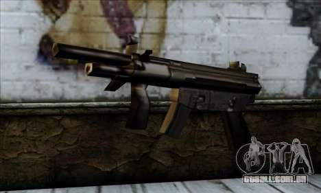 MP5K From LCS para GTA San Andreas