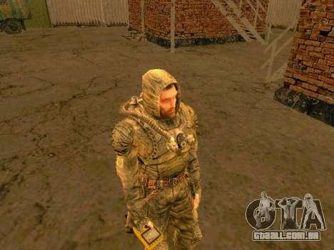 Geiger para GTA San Andreas terceira tela