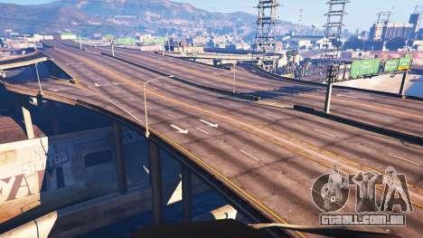 A falta do tráfego para GTA 5