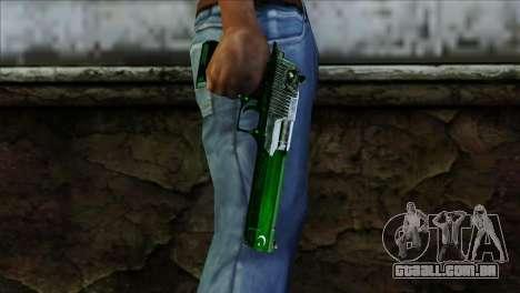 Desert Eagle Pakistan para GTA San Andreas terceira tela