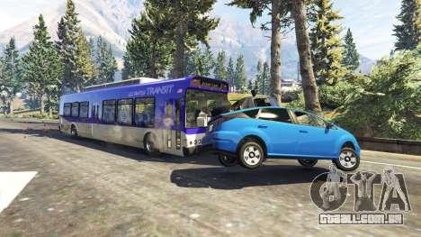 Pesados, autocarros e camiões para GTA 5