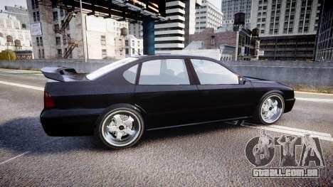 Declasse Merit GTO para GTA 4 esquerda vista