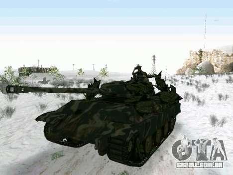 Panther para GTA San Andreas