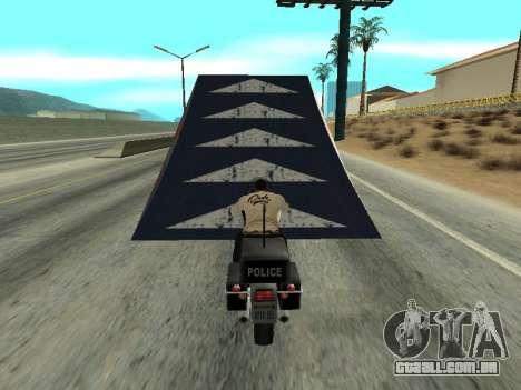Saltos para GTA San Andreas