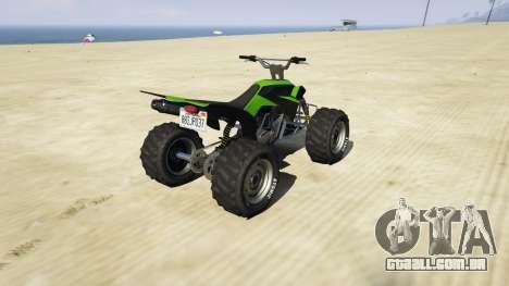 GTA 5 Realista velocidade máxima v3.1 terceiro screenshot