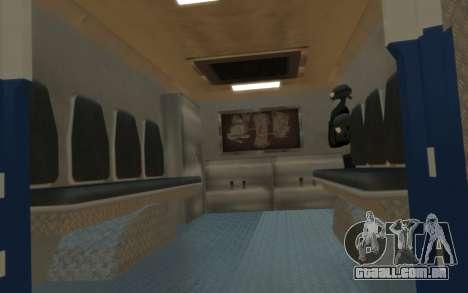 GTA 3 Enforcer HD para GTA 4 traseira esquerda vista