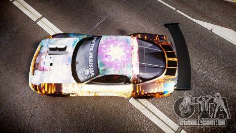 Mazda RX-7 Mad Mike Final Update three PJ para GTA 4 vista direita