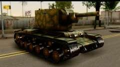 KV-2 German Captured