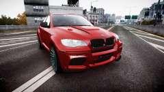 BMW X6 Tycoon EVO M 2011 Hamann