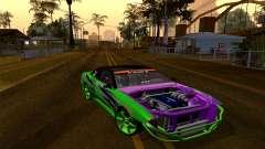 DGTK Elegy v1 para GTA San Andreas
