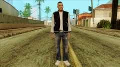 Luis Skin from GTA 5