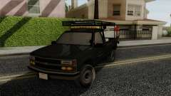 Chevrolet Silverado Military Utility Truck 1990 para GTA San Andreas