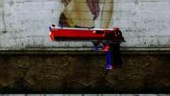 Desert Eagle Criacia para GTA San Andreas
