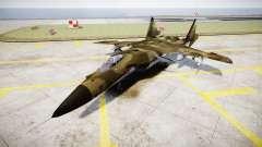 O Su-47 Berkut floresta