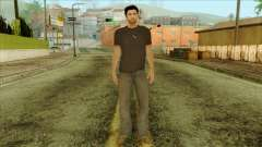 Young Alex Shepherd Skin without Flashlight para GTA San Andreas
