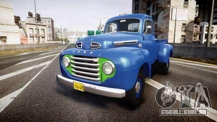 Ford F-1 1949 4WD para GTA 4