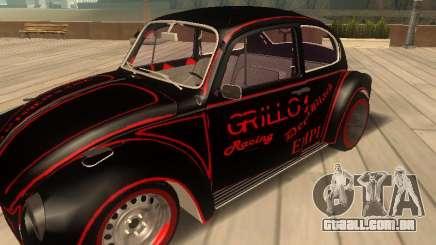 Volkswagen Super Beetle Grillos Racing v1 para GTA San Andreas
