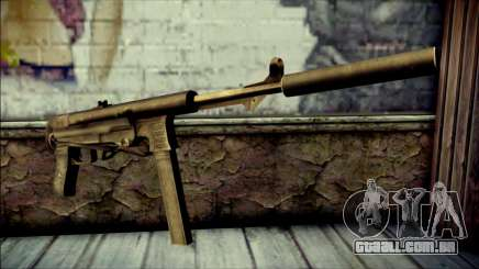 Silenced MP40 from Call of Duty World at War para GTA San Andreas
