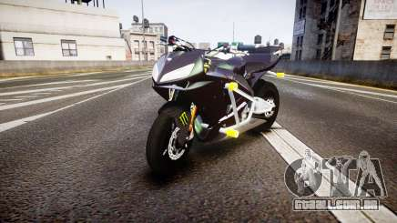 Honda CBR600RR Stunt para GTA 4