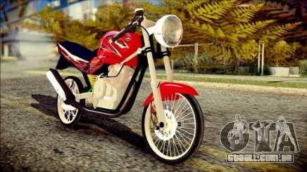Yamaha Scorpio Z para GTA San Andreas