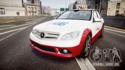 Mercedes-Benz C180 FlyUS para GTA 4