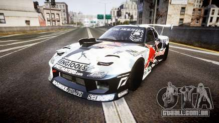 Mazda RX-7 Mad Mike Final Update one PJ para GTA 4