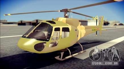 Esquilo 350 Fuerza Aerea Paraguaya para GTA San Andreas