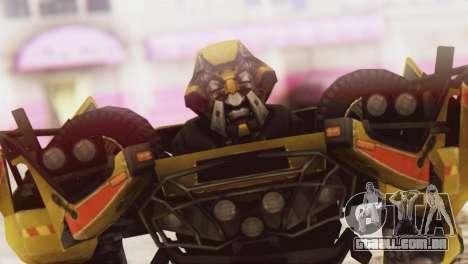 Ratchet Skin from Transformers v1 para GTA San Andreas