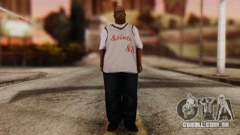 Big Smoke Skin 3 para GTA San Andreas segunda tela