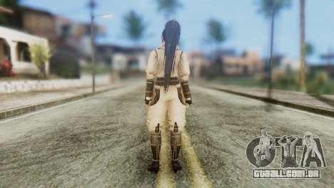 Dead Or Alive 5 Ultimate Momiji Costume 2 para GTA San Andreas terceira tela