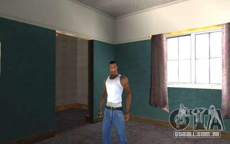 Telefone para GTA San Andreas sexta tela