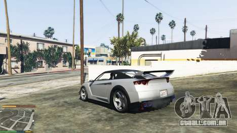 Combustível v0.8 para GTA 5