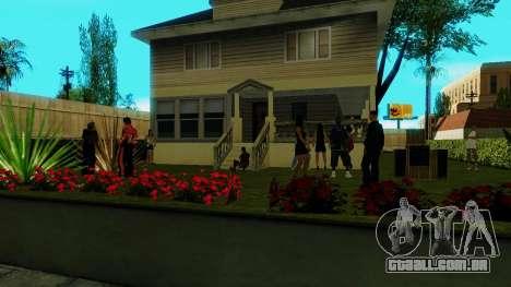 O partido de Jefferson para GTA San Andreas terceira tela