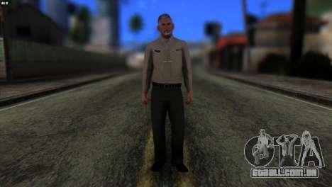 GTA 5 Skin 6 para GTA San Andreas