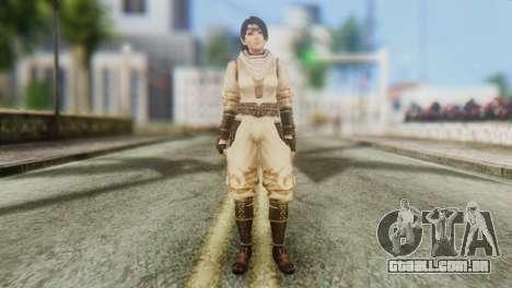 Dead Or Alive 5 Ultimate Momiji Costume 2 para GTA San Andreas segunda tela