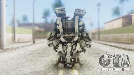 Des Titan Skin from Transformers para GTA San Andreas terceira tela