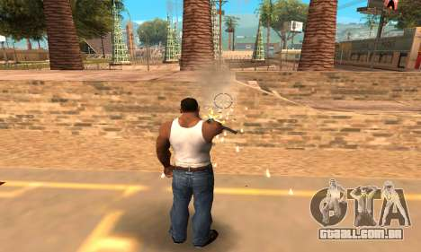 Perfect Weather and Effects for Low PC para GTA San Andreas segunda tela