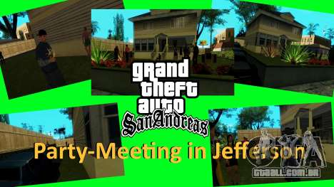 O partido de Jefferson para GTA San Andreas