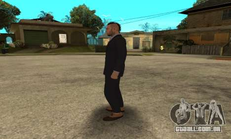 Mens Look [HD] para GTA San Andreas sexta tela