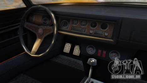 GTA 5 Pegassi Monroe para GTA San Andreas vista direita